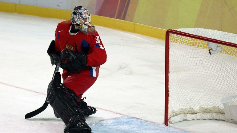Илья Брызгалов. Фото REUTERS