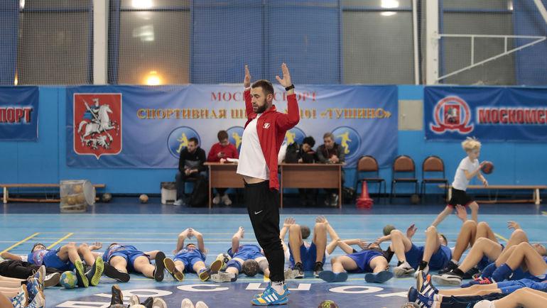 Владимир Савин.