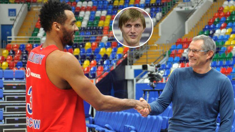 "Андрей Кириленко: ""Заметил Боломбоя еще три года назад"""