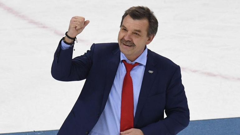 Знарок вернулся в сборную России. Как, зачем, почему?