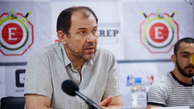 Алексей Яценко. Фото profc.com.ua