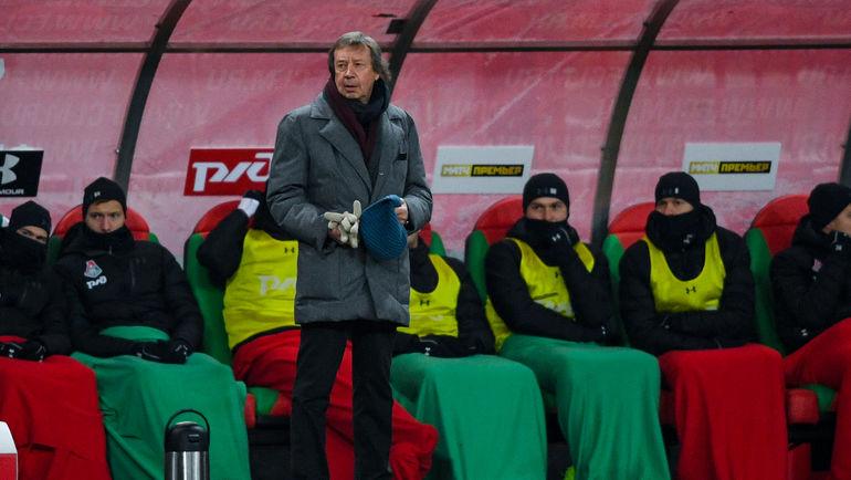 """Юрий Семин: """"Игроки должны быть злыми, тогда это похоже на футбол"""""""