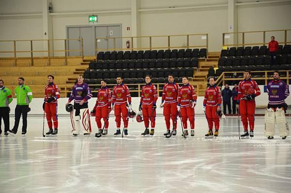 В шведском Реттвике завершился международный Турнир четырех наций с участием национальной сборной России.