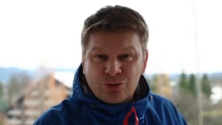 "Дмитрий Губерниев. Фото Инстаграм, ""СЭ"""
