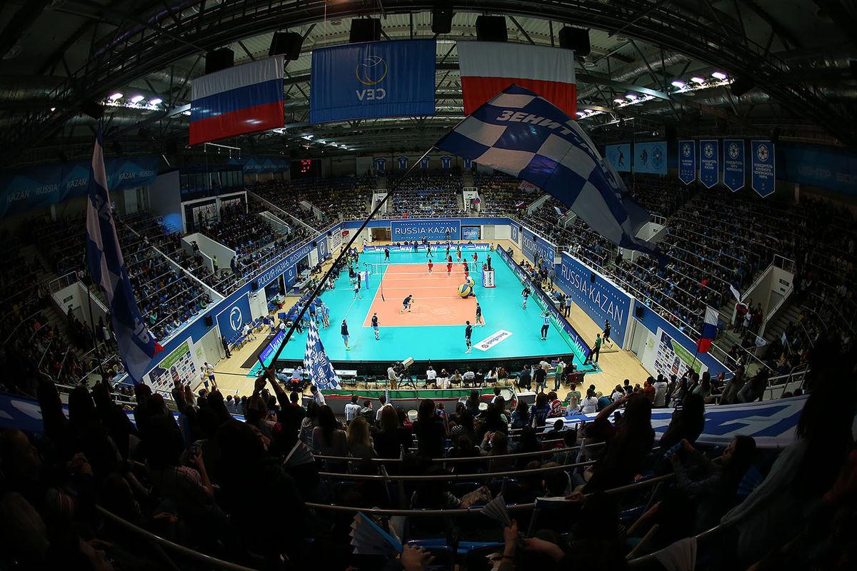 Круче не бывает. Кто возьмет Кубок России по волейболу?