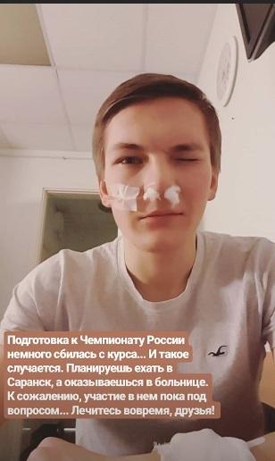 Михаил Коляда. Фото Инстаграм Михаила Коляды.