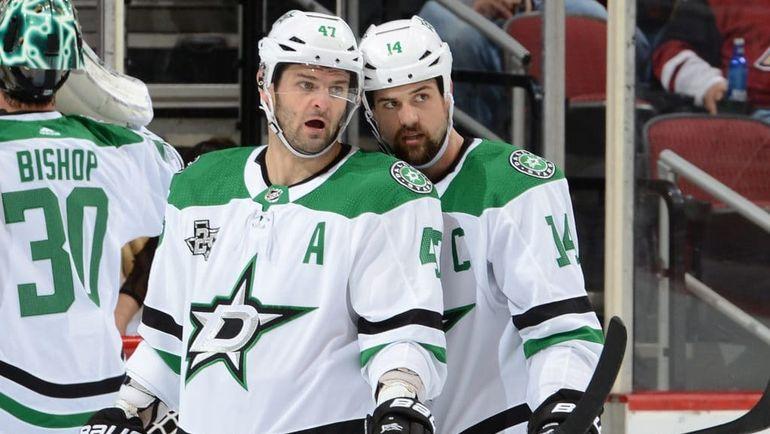 """Лучшая тройка НХЛ поиздевалась над обороной """"Далласа"""". Радулов рискует снова остаться без плей-офф"""