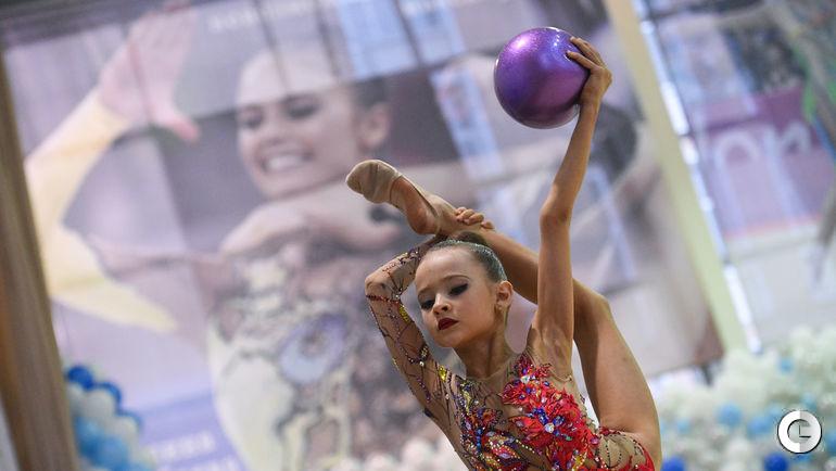 14 декабря. Москва. Открытый турнир по художественной гимнастике.