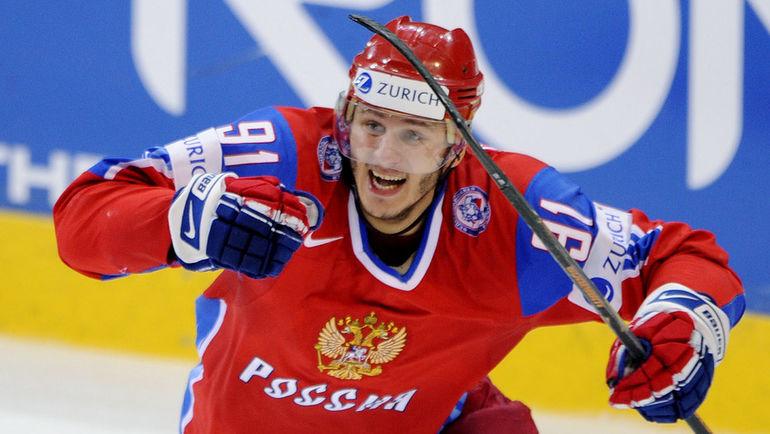 Чемпион мира-2009 Олег Сапрыкин. Фото AFP