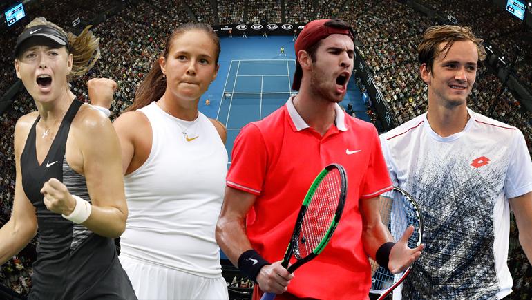 Сетка – огонь! Женский Australian Open интригует, мужской не отстает
