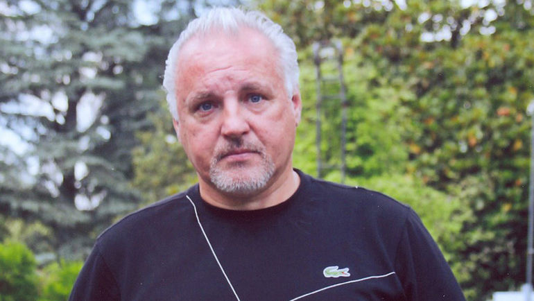 Владимир Абрамов. Фото Валентин Симонов