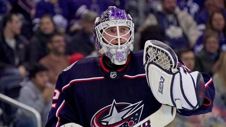 Сергей Бобровский. Фото NHL