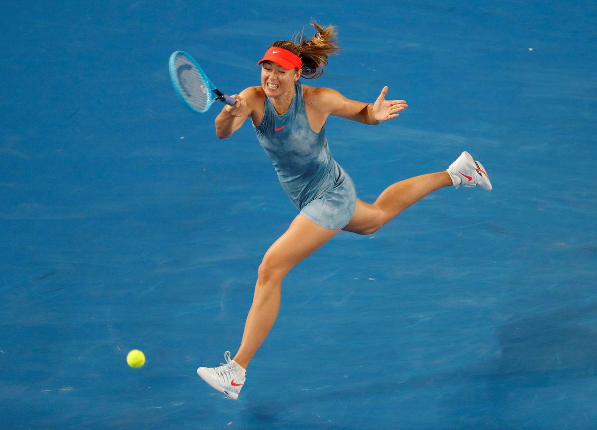 Шарапова радует и результатом, и игрой. Итоги третьего дня Australian Open