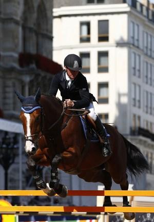 Конкур в Вене. Фото AFP