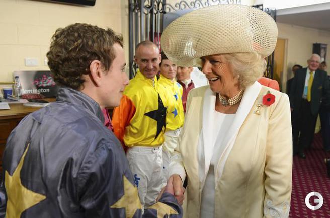 Принц Чарльз на скачках в Австралии. Фото REUTERS