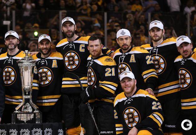 """""""Бостон"""" вышел в финал Кубка Стэнли."""