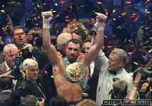 ВИТАЛИЙ КЛИЧКО - ЧЕМПИОН WBC!