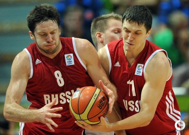Сборная России утратила шансы на выход в плей-офф. Фото AFP.