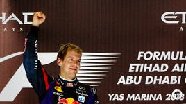 Дежурная победа Феттеля в Абу-Даби