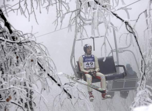 Магнус Ховдаль МОАН (Норвегия). Фото REUTERS
