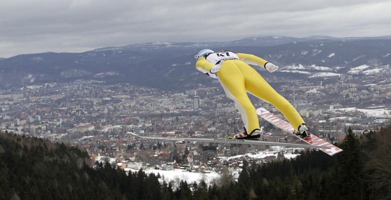 Вильгельм ДЕНИФЛЬ (Австрия). Фото REUTERS