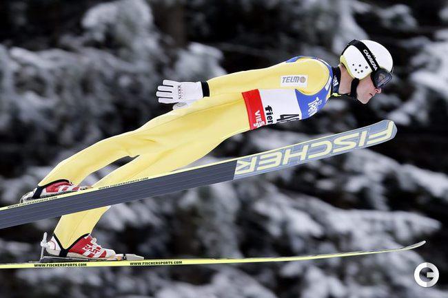 Мирослав ДВОРЖАК (Чехия). Фото AFP