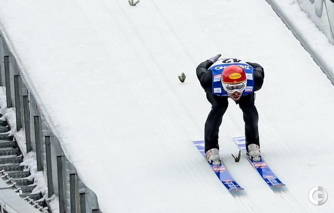 Кристоф БИЛЕР (Австрия). Фото AFP