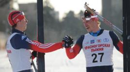Турышев и Доценко победили на