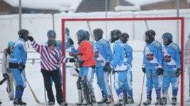 Сборная Сомали на чемпионате мира по хоккею с мячом