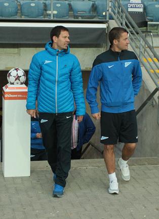 Константин Зырянов и Виктор Файзулин.