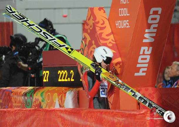 Аввакумова не долетела до медалей Сочи.