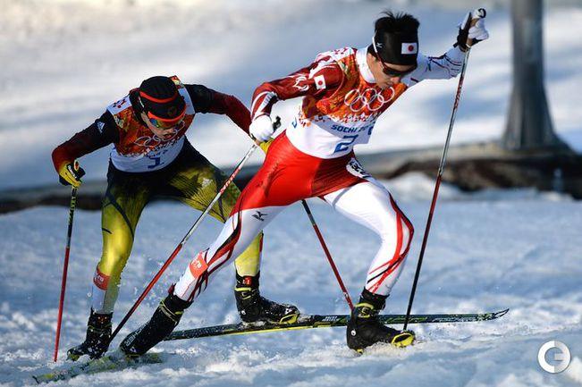 Френцель взял золото в двоеборье. Фото AFP