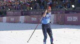 Россия - серебряный призер мужской лыжной эстафеты