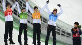 Германия - олимпийский чемпион в командных соревнованиях