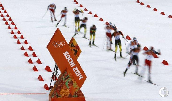 Гробак принес Норвегии седьмое золото Сочи-2014. Фото REUTERS