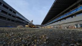 В Сочи готовят трассу для Формулы-1