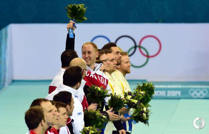 Канада - олимпийский чемпион в мужском керлинге