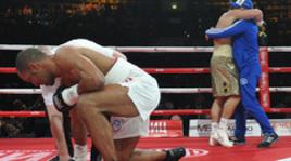 Григорий Дрозд защитил титул чемпиона Европы