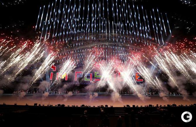 Церемония закрытия Паралимпиады-2014 в Сочи