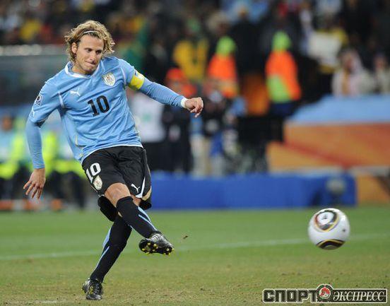 Полуфинал чемпионата мира-2010: голландия и уругвай