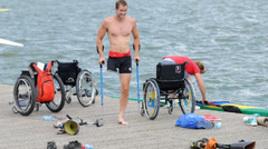 ЧМ в Москве: гребля - спорт мужественных людей