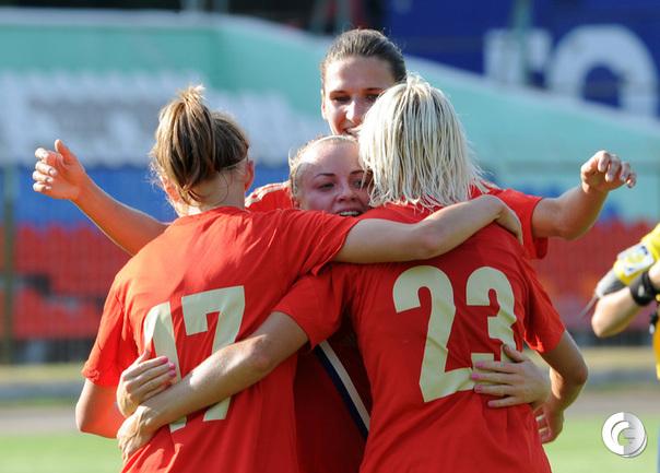 Россия одержала волевую победу над Словакии.