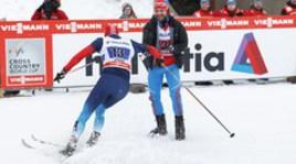 Россияне выиграли командный спринт на этапе Кубка мира