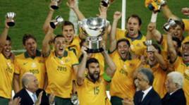 Сборная Австралии - победитель Кубка Азии