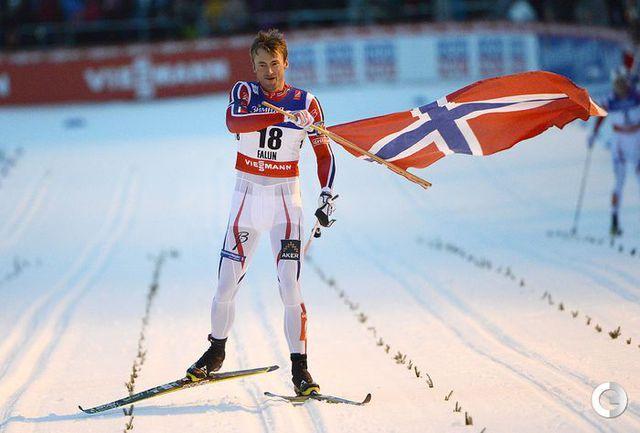 Нортуг и Бьорген - короли спринта в Фалуне