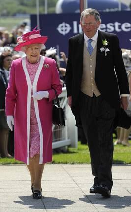 Королевские скачки в Англии. Фото REUTERS