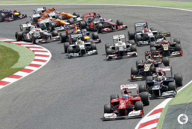 F1 2012 season recap