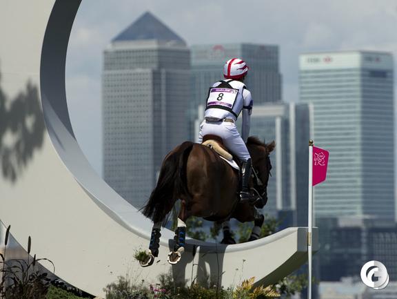 "Конный спорт на Олимпиаде. Фото ""СЭ"""