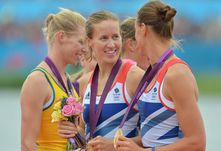 Хозяева выиграли первое золото Олимпиады