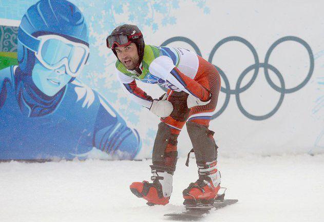 27 февраля. Ванкувер. Станислав ДЕТКОВ. Фото AFP